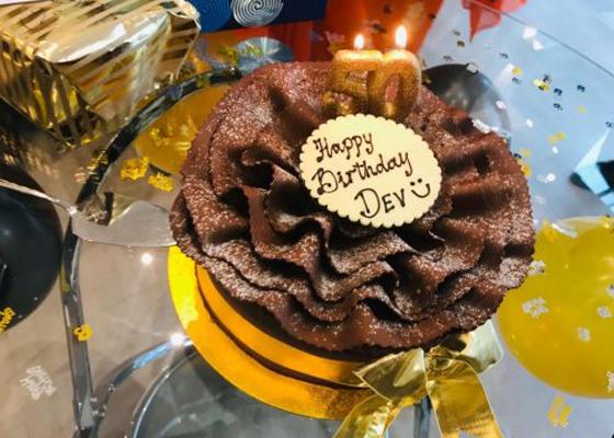 Dr Dev Patel Celebrates His 50th Birthday!